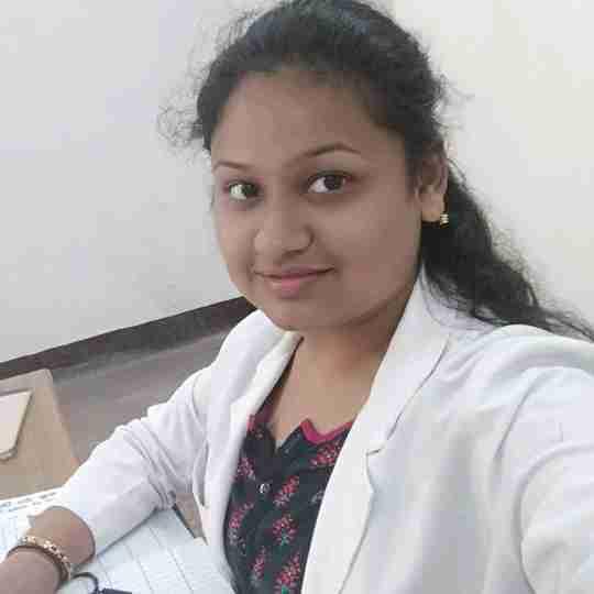 Dr. Gargi Jain's profile on Curofy