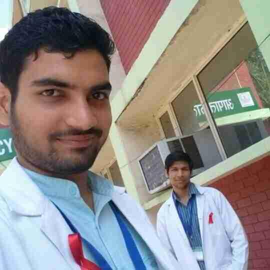 Gourav Sharma's profile on Curofy