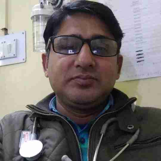 Dr. Harish Kauahik's profile on Curofy