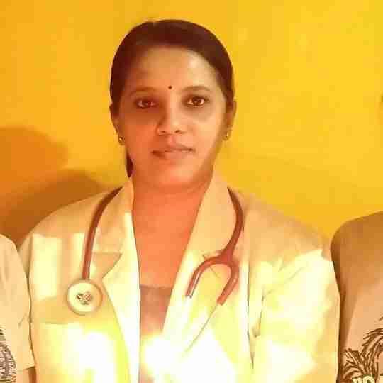 Dr. Nalini K's profile on Curofy