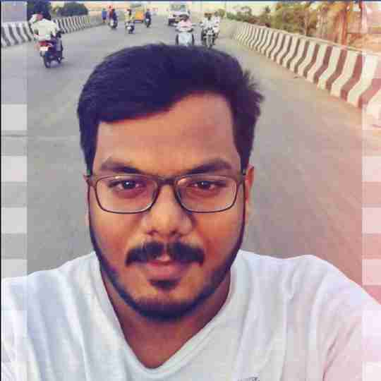 Aravind Pandian's profile on Curofy