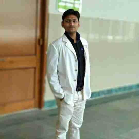 Surya Pratap Chaurasia's profile on Curofy
