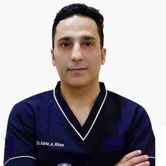 Dr. Abrar A. Khan's profile on Curofy