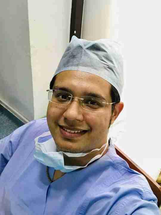Dr. Ravi Saroha's profile on Curofy
