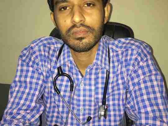 Dr. Indradev Yadav's profile on Curofy