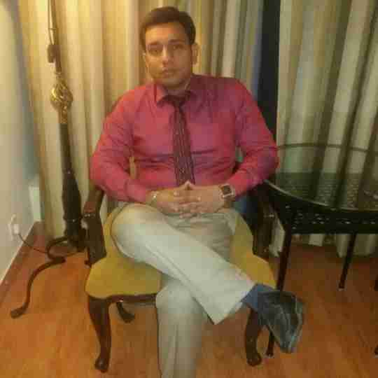 Dr. Sushil Kr Tiwari's profile on Curofy