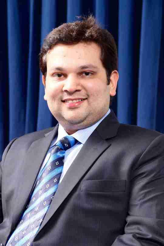 Dr. Amol Bhanushali's profile on Curofy