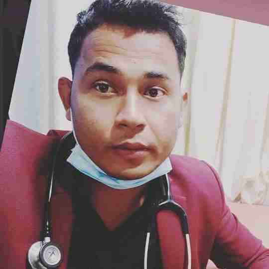 Dr. Anash Khan's profile on Curofy