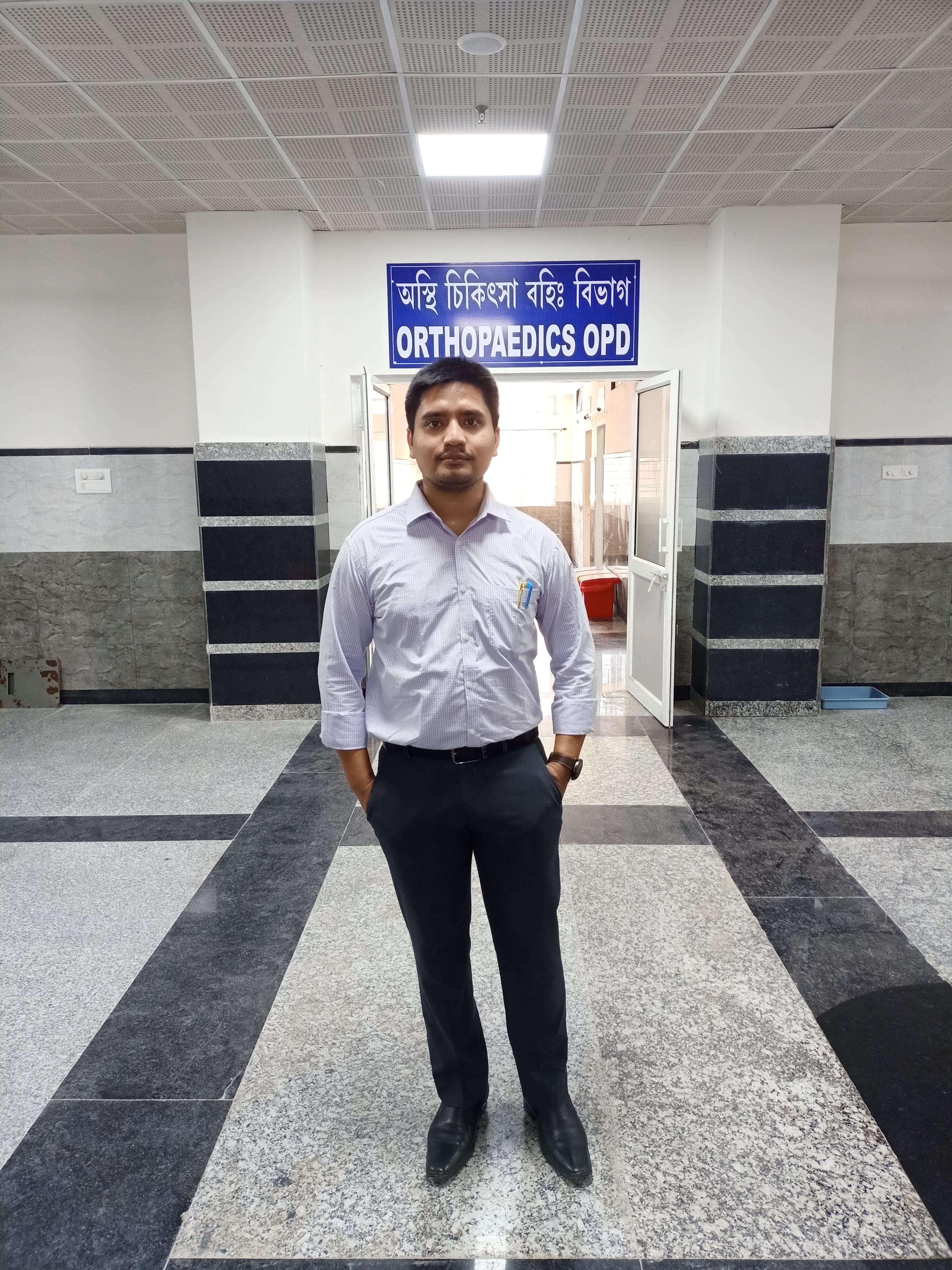 Dr. Monoranjan How Bora
