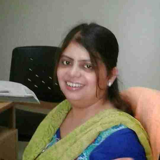 Dr. Jyoti Sultania Maskara's profile on Curofy