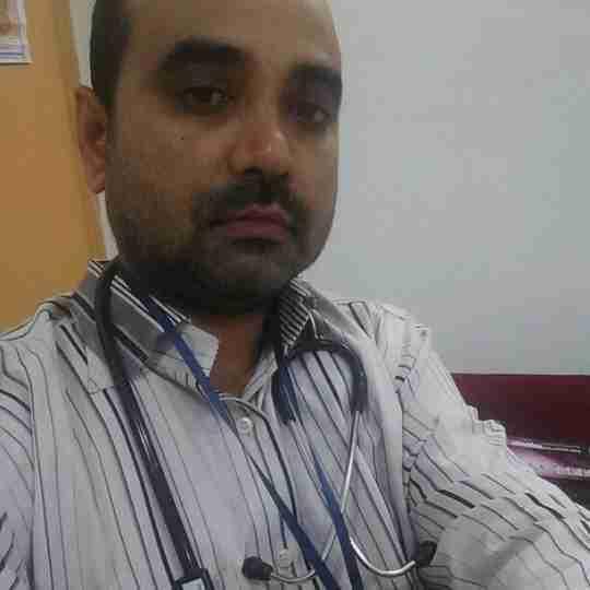 Dr. Pritam Chakraborty's profile on Curofy