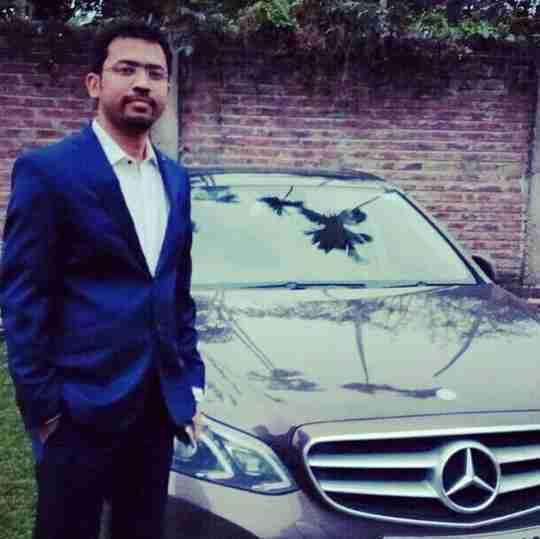 Dr. Partha Bora's profile on Curofy