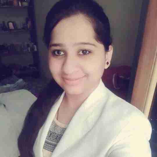 Dr. Shivani Sharma's profile on Curofy