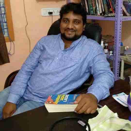 Dr. Shaik Abdul Basid's profile on Curofy