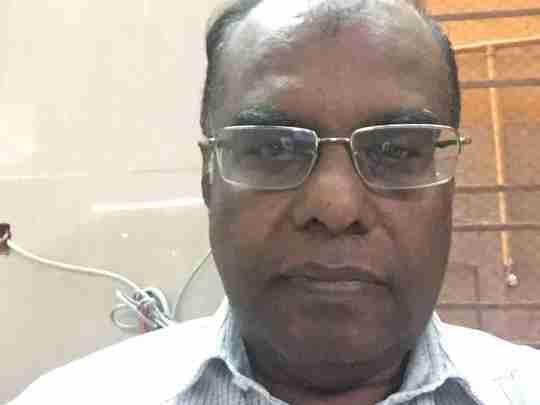 Dr. Nandakumar Shanmugham's profile on Curofy