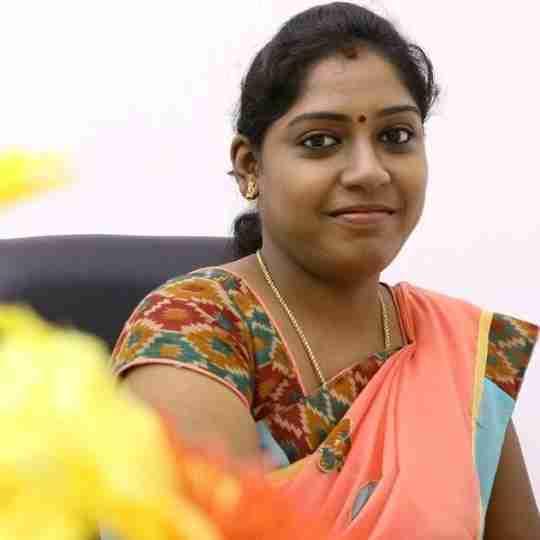 Devi Saravanya Vijay's profile on Curofy