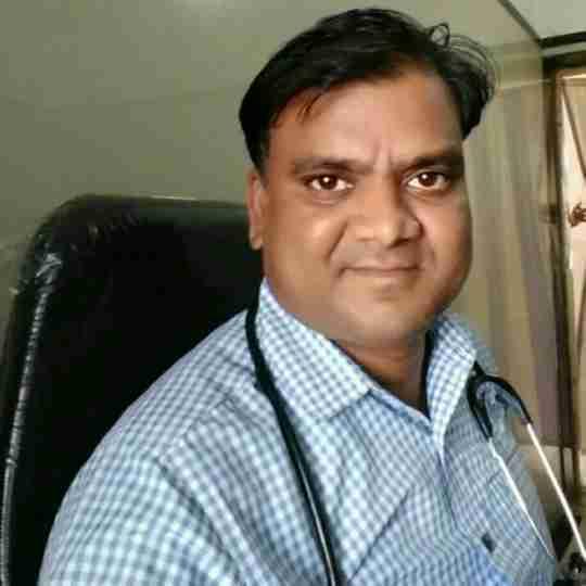 Dr. Ranjeet Pawara's profile on Curofy
