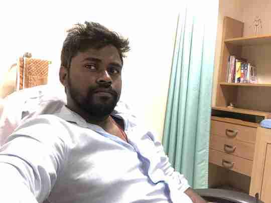 Dr. Suraj Murmu's profile on Curofy