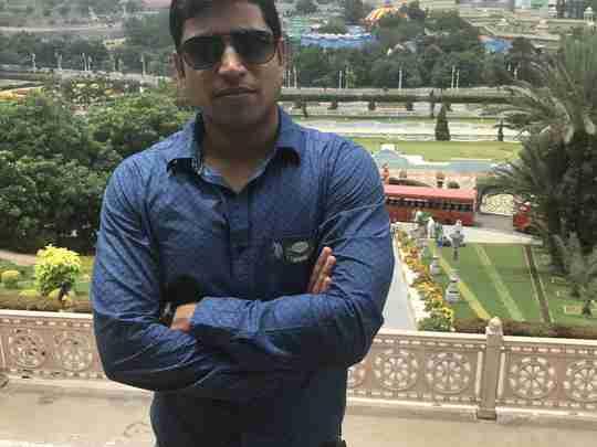 Dr. Anand Kumar Yadav's profile on Curofy