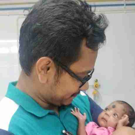 Dr. Sitikantha Nayak's profile on Curofy