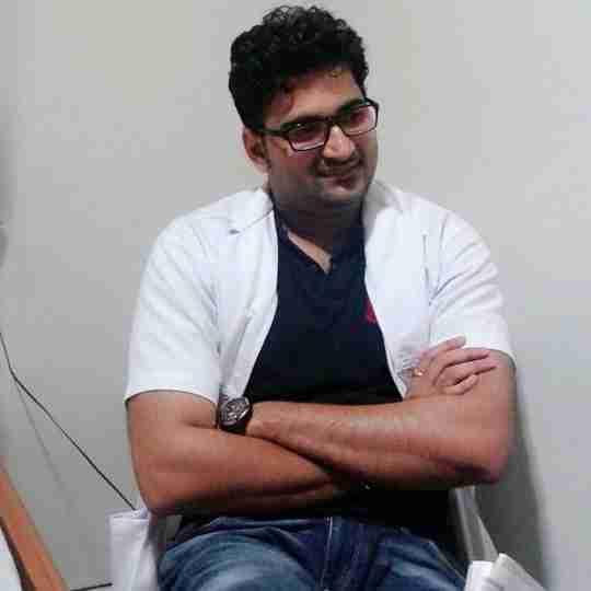 Dr. Nakul Sharma's profile on Curofy