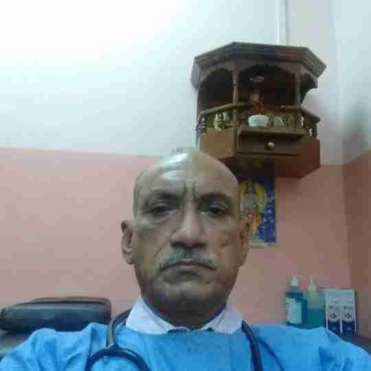 Dr. Manohar Karachiwala  Kithani's profile on Curofy