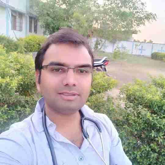 Dr. Jaideep Sisodiya's profile on Curofy