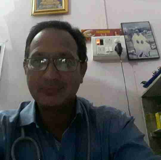 Dr. Ashish Patil's profile on Curofy