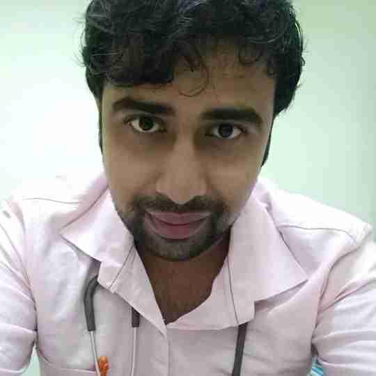 Dr. Prateek Tiwari's profile on Curofy