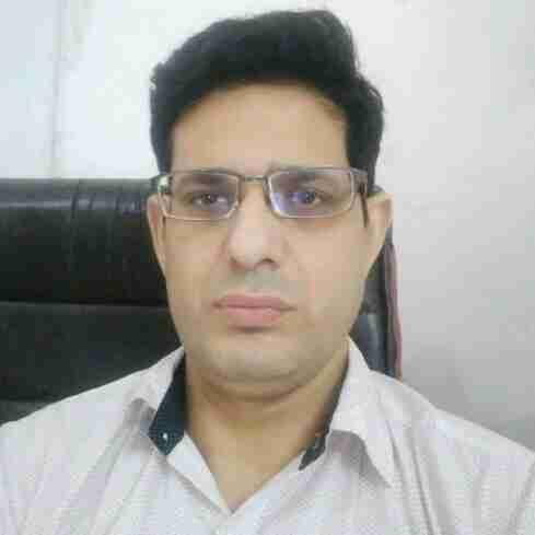 Dr. Rakesh Roshan Trakru's profile on Curofy