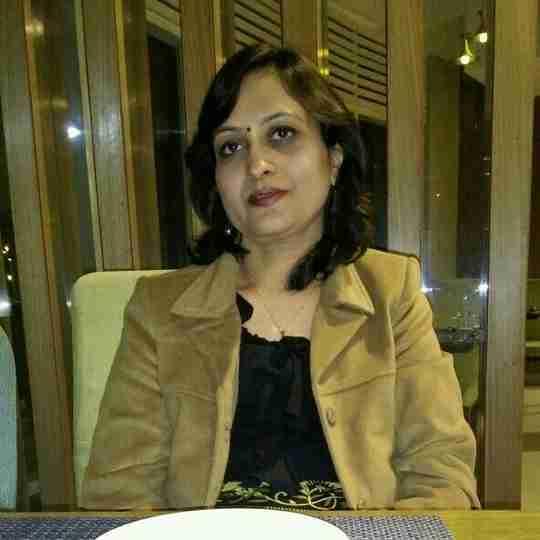 Dr. Vaishali Sarode's profile on Curofy