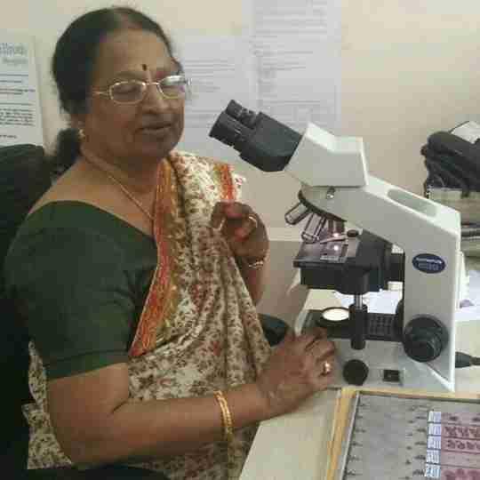 Dr. Ezhilvizhi Alavandar's profile on Curofy