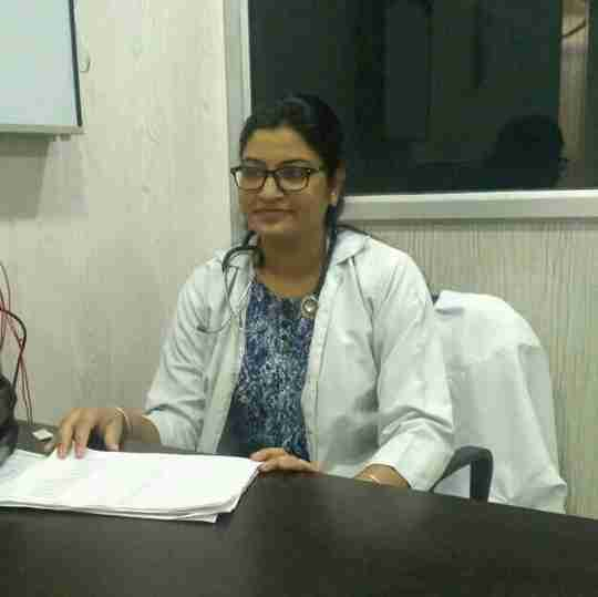 Dr. Navdeep Kaur Saini's profile on Curofy