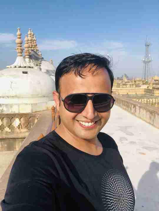 Dr. Rahul Suman's profile on Curofy