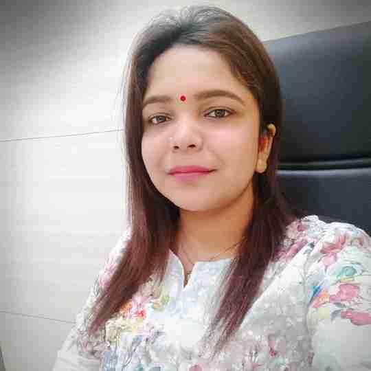 Dr. Bhumika Bhawna's profile on Curofy