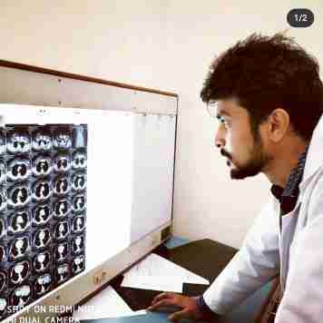 Dr. Shubham Khatod's profile on Curofy