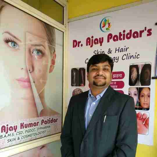 Dr. Ajay Patidar's profile on Curofy