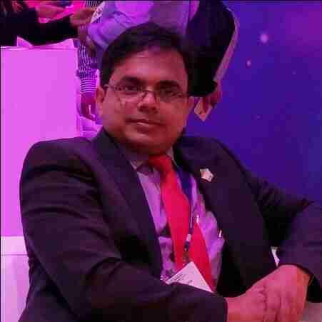 Dr. Dhiraj Kumar Panda's profile on Curofy