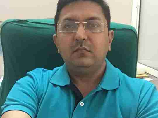 Dr. Hetal Chaudhari's profile on Curofy