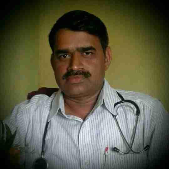 Dr. Shashikant Patil's profile on Curofy