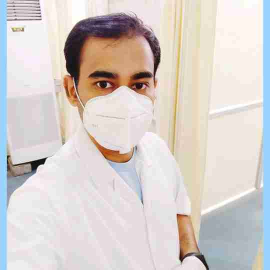 Dr. Ashis Paul (Pt)'s profile on Curofy