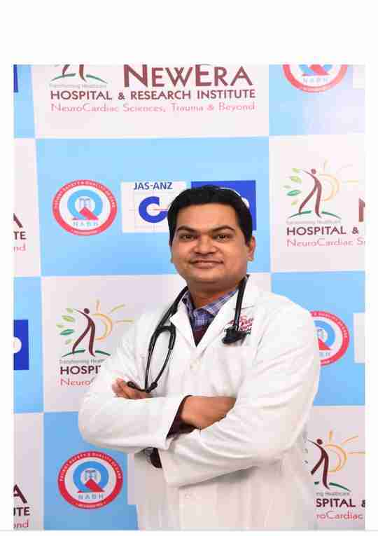 Dr. Jitesh Atram's profile on Curofy