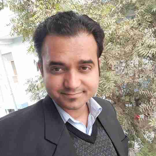 Dr. Amit Jha's profile on Curofy