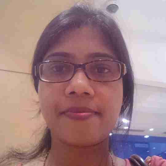 Dr. Sasmita Naik's profile on Curofy