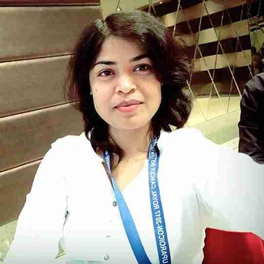 Dr. Prabha Verma's profile on Curofy
