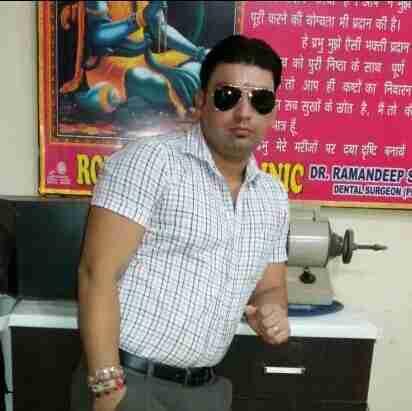 Dr. Ramandeep Singh's profile on Curofy