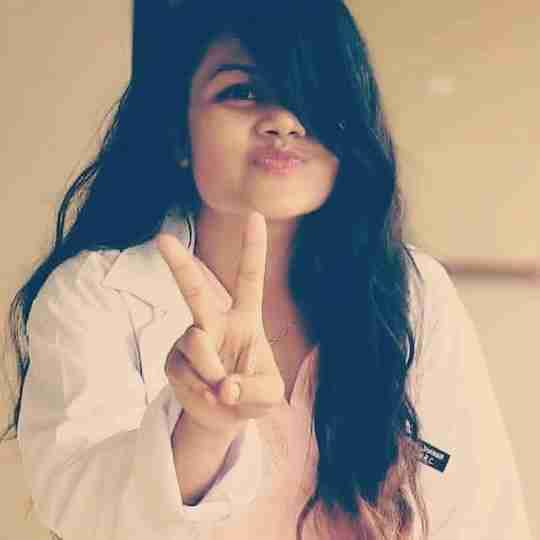 Bhumika Jhawar's profile on Curofy