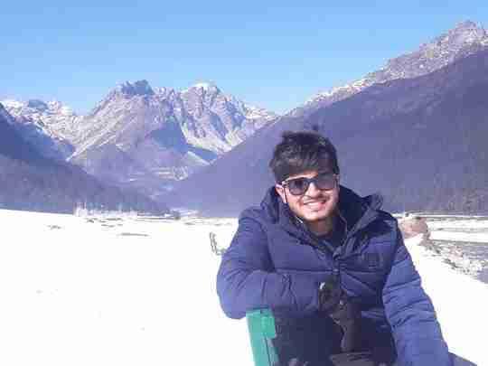 Ankush Garg's profile on Curofy