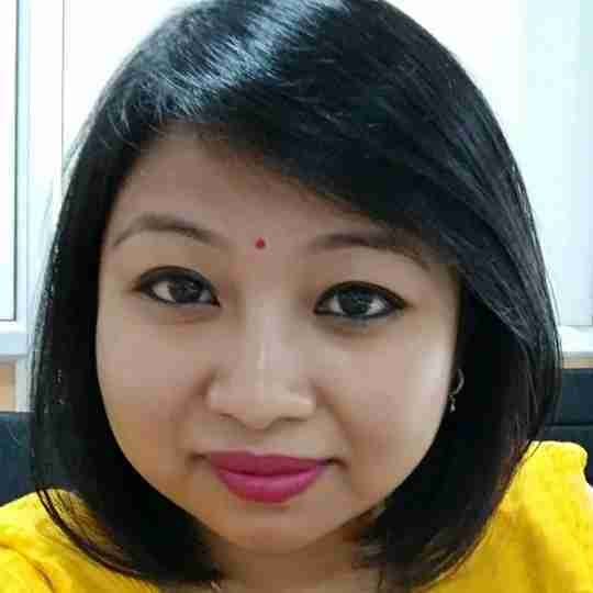 Dr. Ananya Gogoi's profile on Curofy