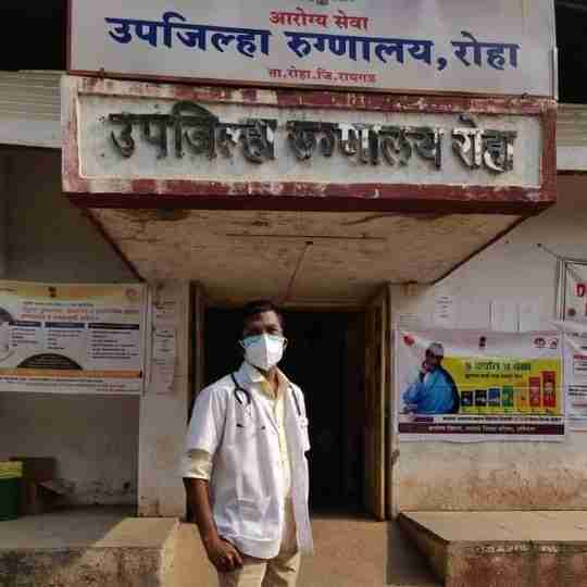 Dr. Shashank Tari's profile on Curofy